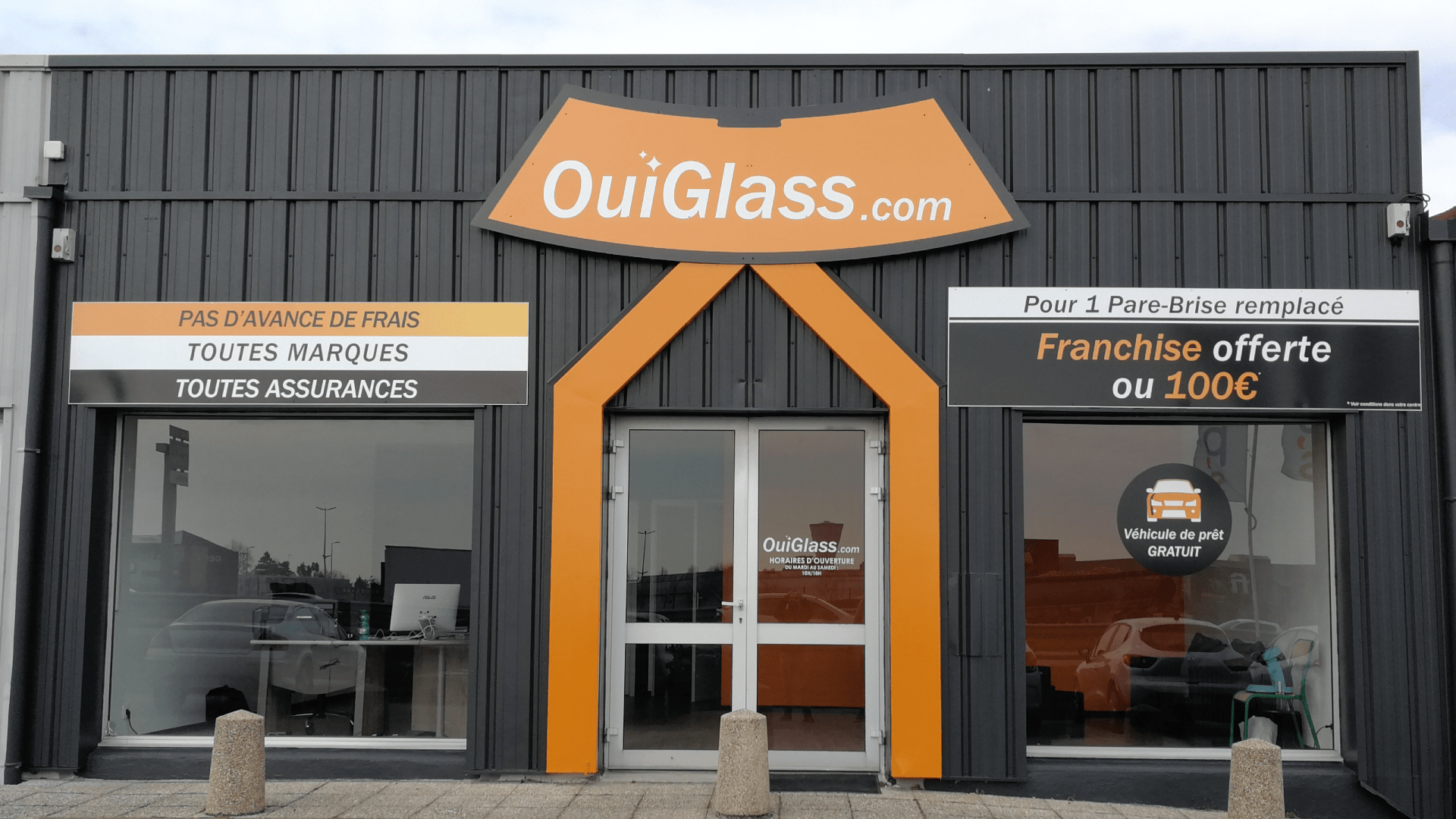 Ouiglass CHENOVE (Dijon Sud)
